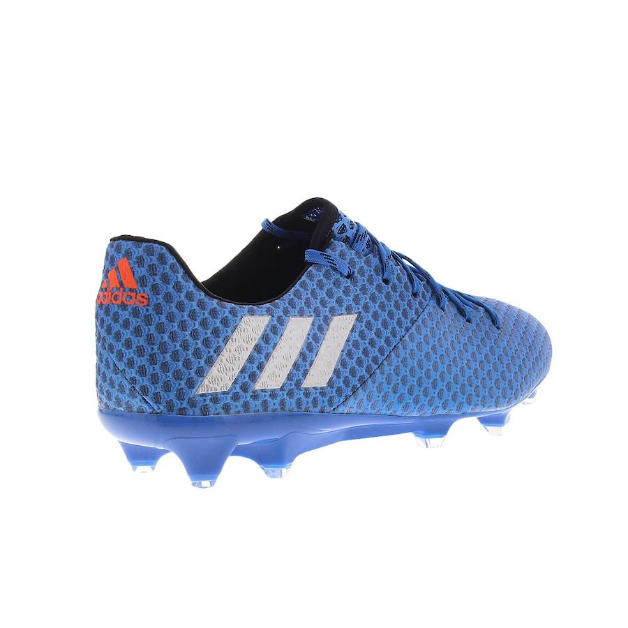 Chuteira de Campo adidas Messi 16.1 FG - Adulto 86aecbecd84c6