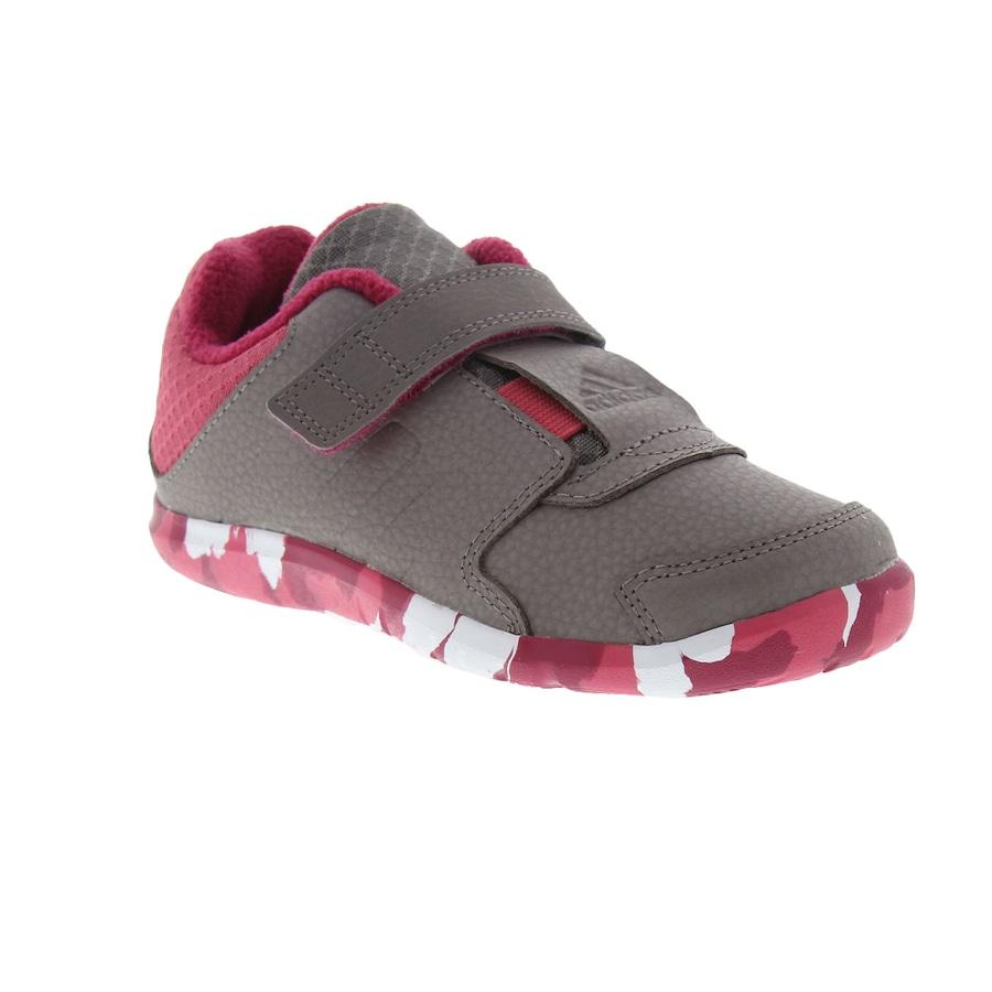 Tênis adidas Katnat 3 AC sem Cadarço BB Feminino - Infantil f93c943d0a7f8
