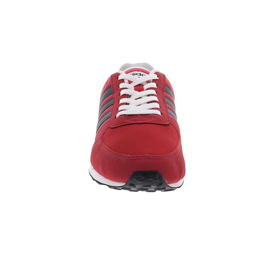 Tênis adidas Neo City Racer Cabedal Mesh - Masculino f8079318e385f