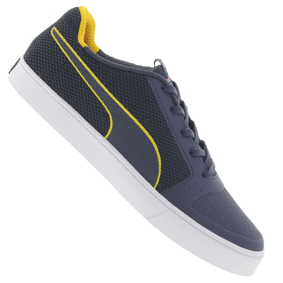 Tênis Puma Red Bull Racing Wings Vulc - Masculino 669e7b1b075