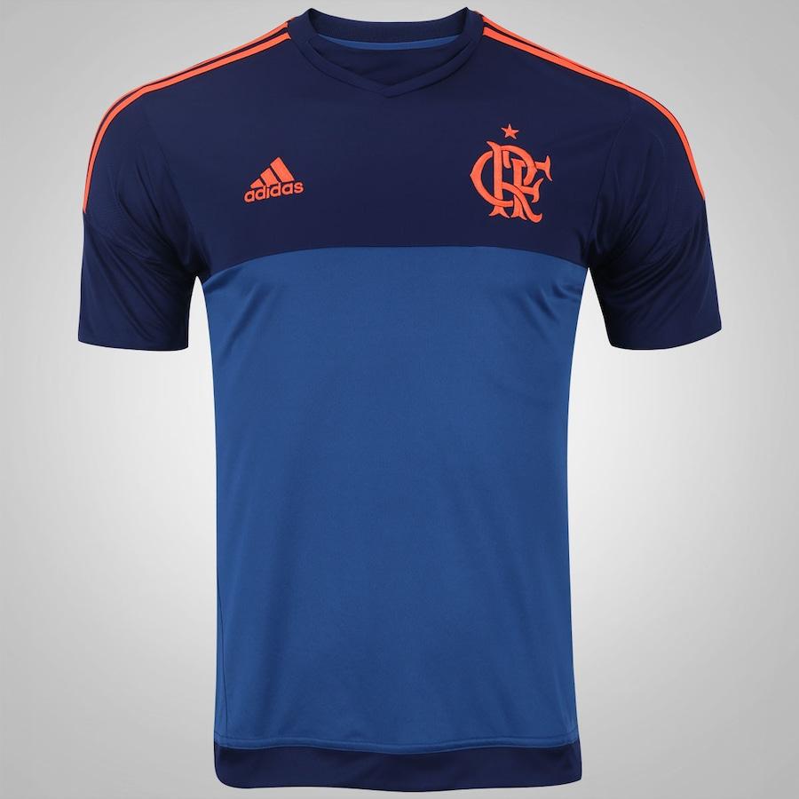 Camisa de Goleiro do Flamengo I 2017 adidas - Masculina 5c195d8180b53
