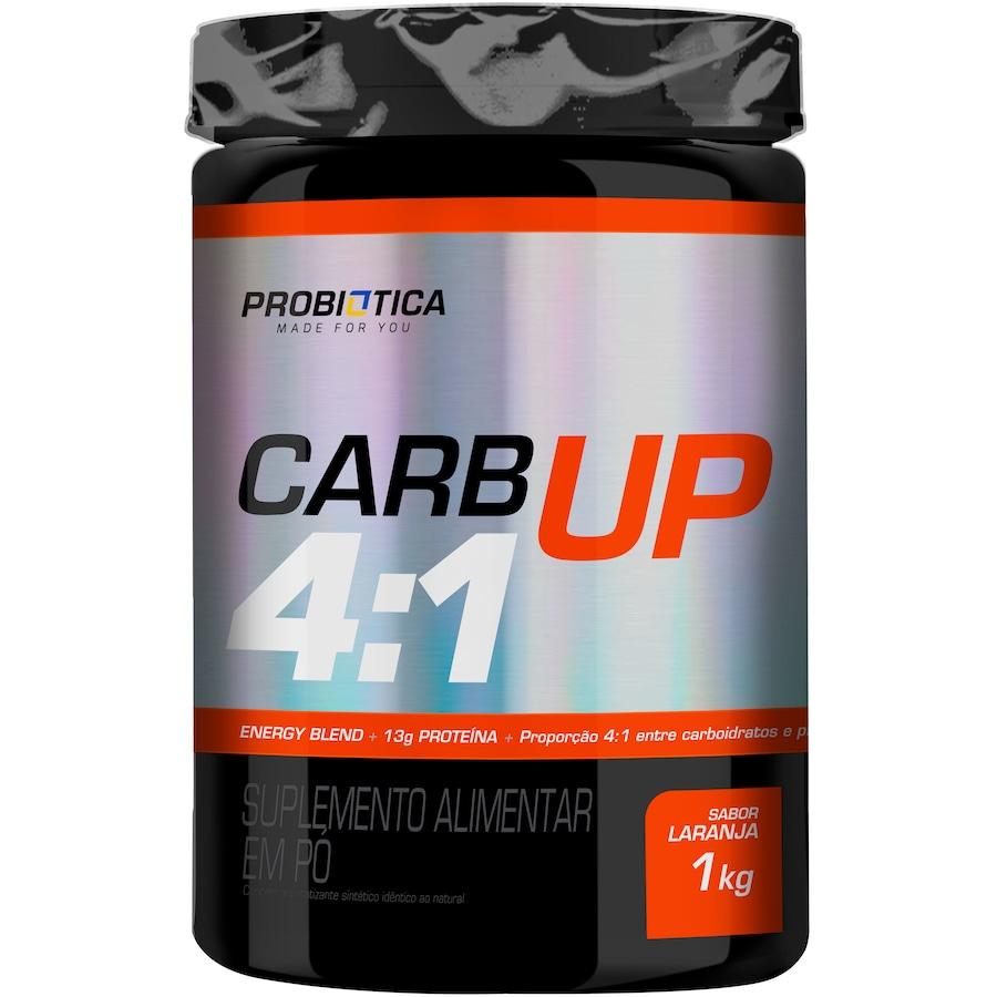 Carboidrato Probiótica Carb UP 4:1 - Laranja - 1 Kg