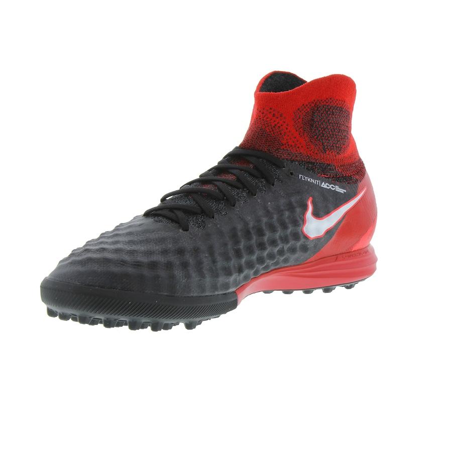 Chuteira Society Nike Magistax Proximo II TF - Adulto 6452255ccd359
