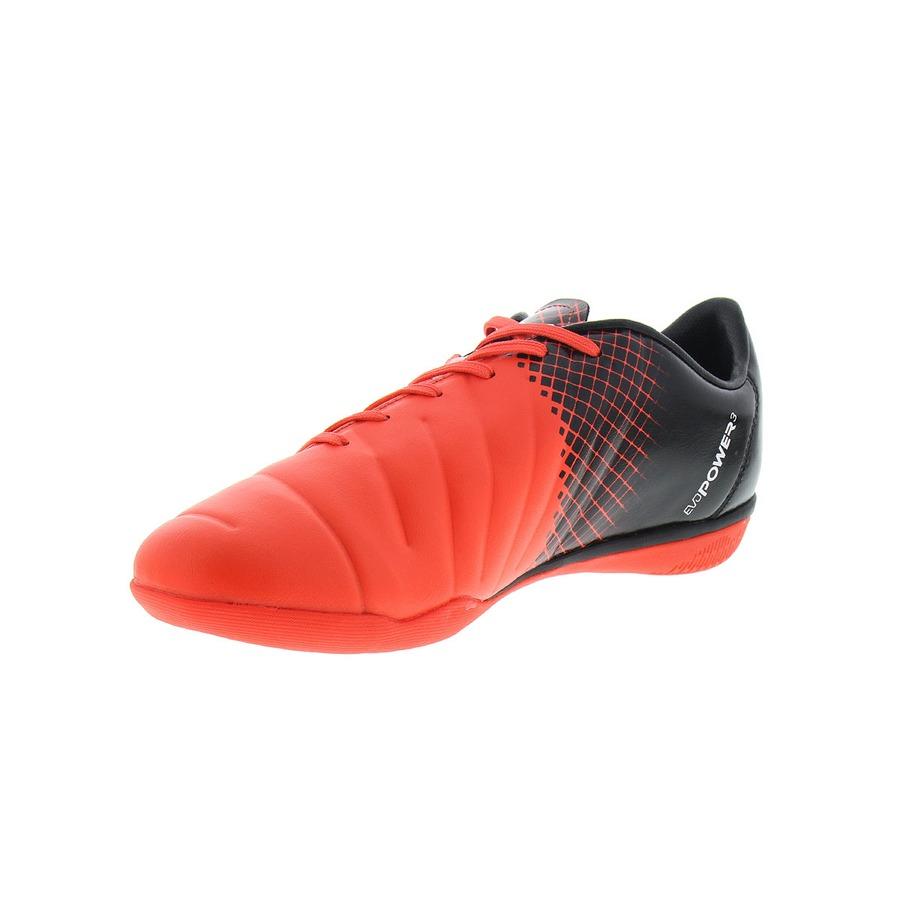 fd40f83442 Chuteira Futsal Puma Evopower 3.3 IT BDP - Adulto