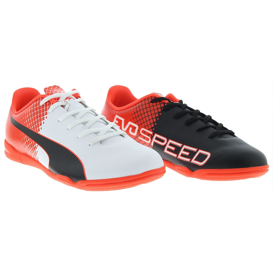 f3847908d2 ... fantastic savings Chuteira Futsal Puma Evospeed 5.5 Tricks IT BDP -  Adulto 42842 570bc ...