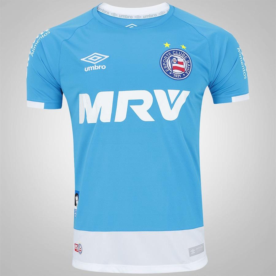 493c4c2125 Camisa de Goleiro do Bahia 2016 Umbro - Masculina