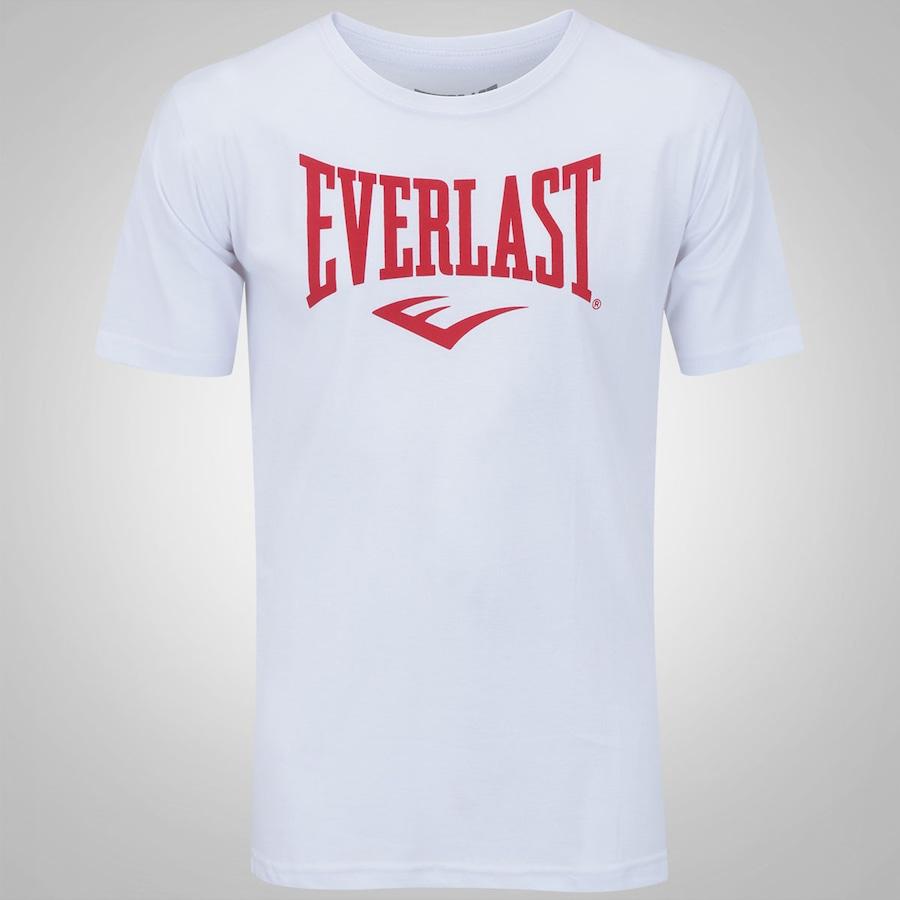 103ae41e9 Camiseta Everlast Silk Frente El2016 - Masculina