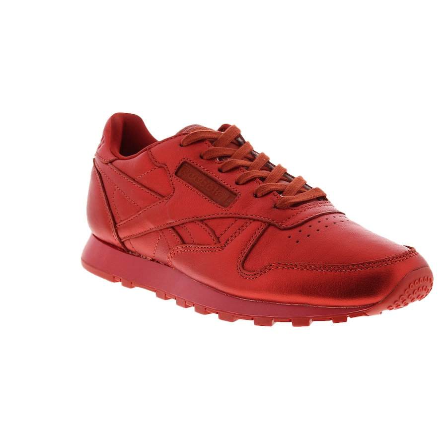 afb6d57a18 Tênis Reebok CL Leather Face Fashion - Feminino