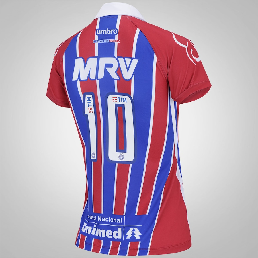 44a30b1e8a Camisa do Bahia II 2016 Umbro - Feminina