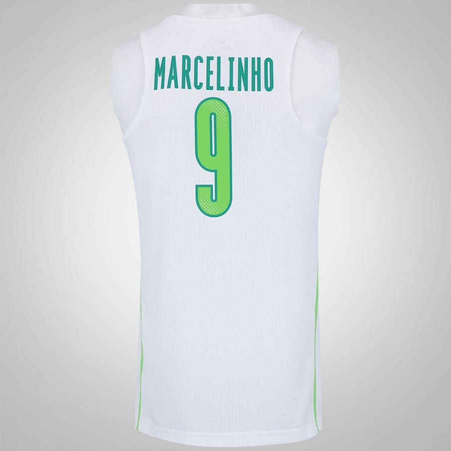 ... Camisa Regata do Brasil Nike Basquete Rio de Janeiro - Marcelinho -  Masculina ea166e3aef5a1