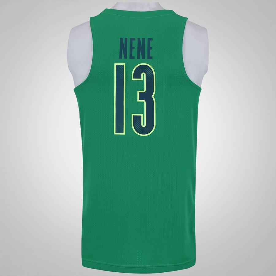 ... Camisa Regata do Brasil Nike Basquete Rio de Janeiro - Nene - Masculina 5e937722210f1