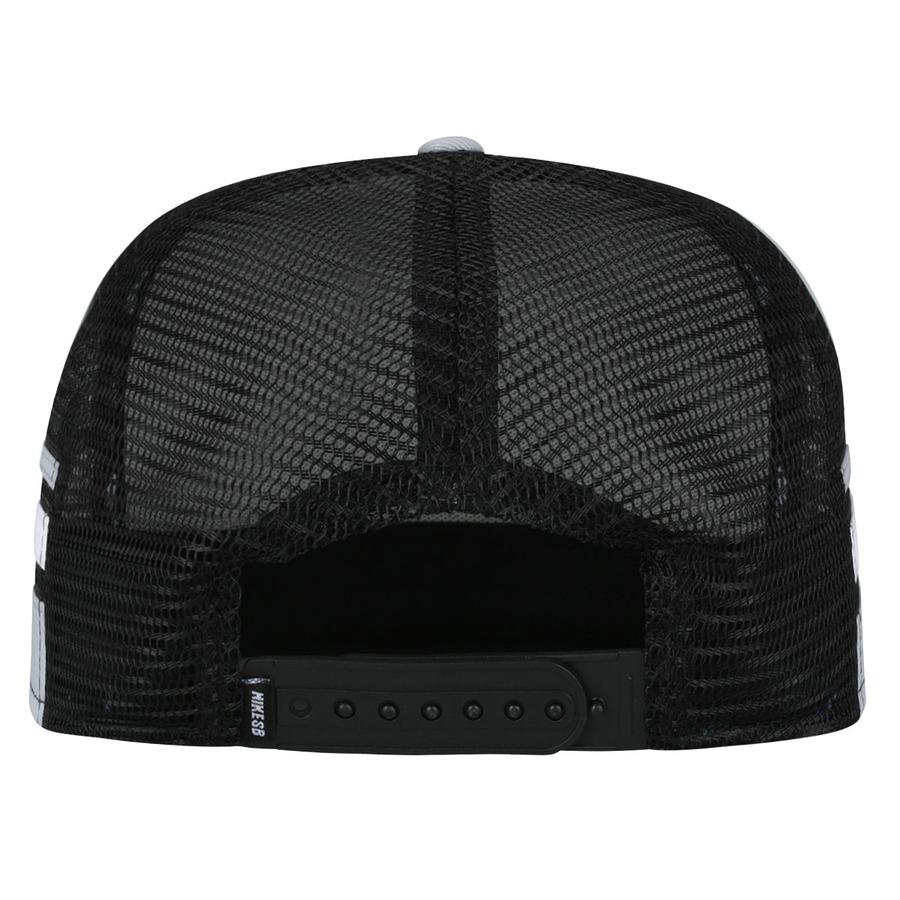 89855972f8 Boné Aba Reta Nike SB Cut - Snapback - Trucker - Adulto