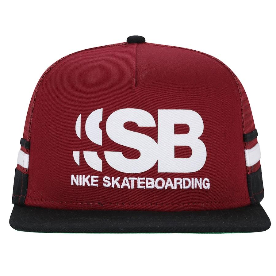 Boné Aba Reta Nike SB Cut - Snapback - Trucker - Adulto f91c4787a7c