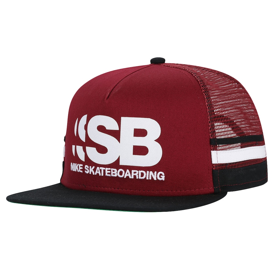 Boné Aba Reta Nike SB Cut - Snapback - Trucker - Adulto b9f033c4893