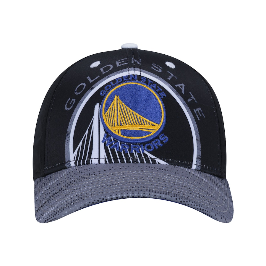 1a4db7be9 Boné Aba Curva adidas NBA Golden State Warriors - Snapback - Adulto