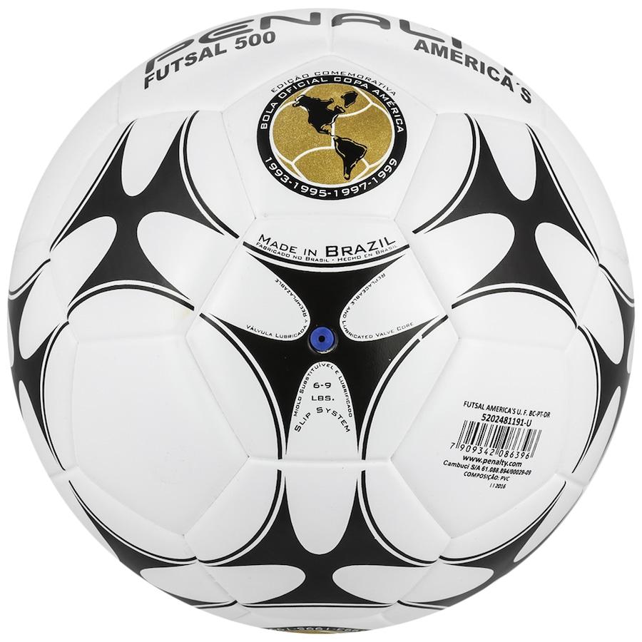 Bola de Futsal Penalty Americas Ultra Fusion dd5bd9f1b1d71
