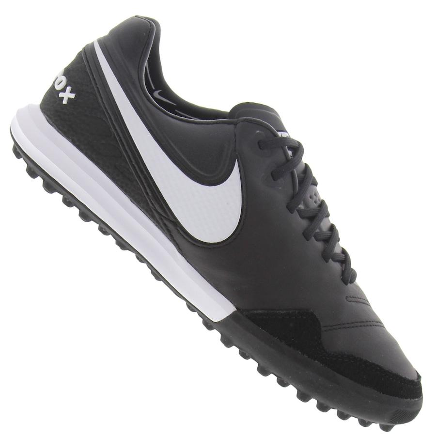 9a831eb742 Chuteira Society Nike TiempoX Proximo TF - Adulto