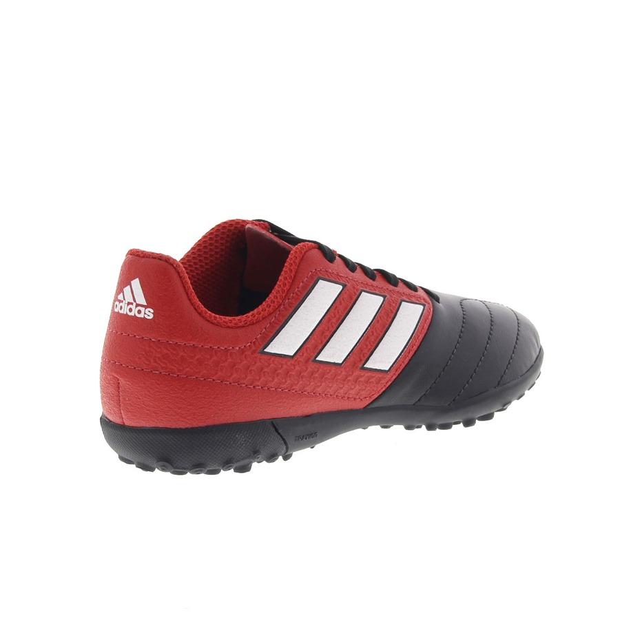 3ecd484bb Chuteira Society adidas Ace 17.4 TF - Infantil