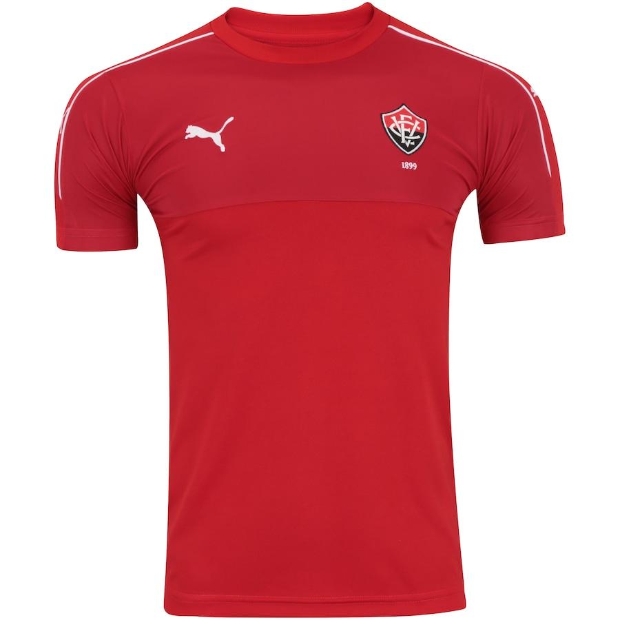 Camisa do Vitória Concentração 2016 Puma - Masculina 4dc1a39c68247