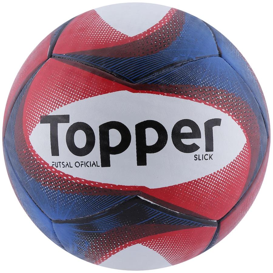 a9a613f927 Bola de Futsal Topper Slick