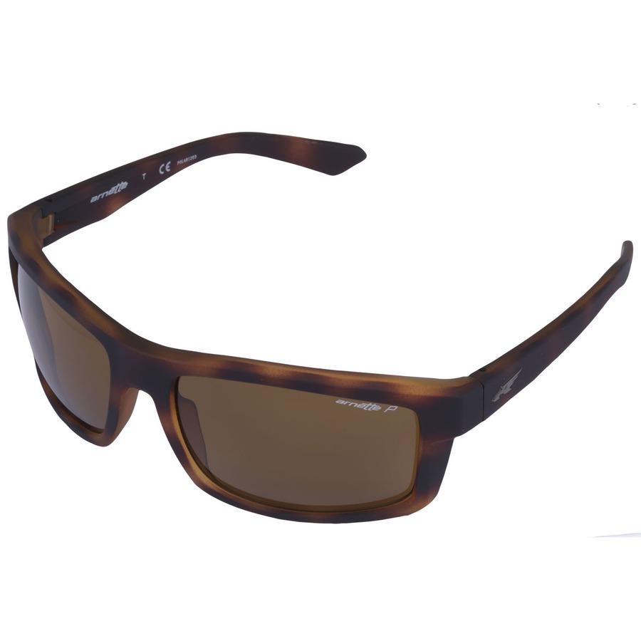 be1a644643 Óculos de Sol Arnette Corner Man Polarizado - Unissex