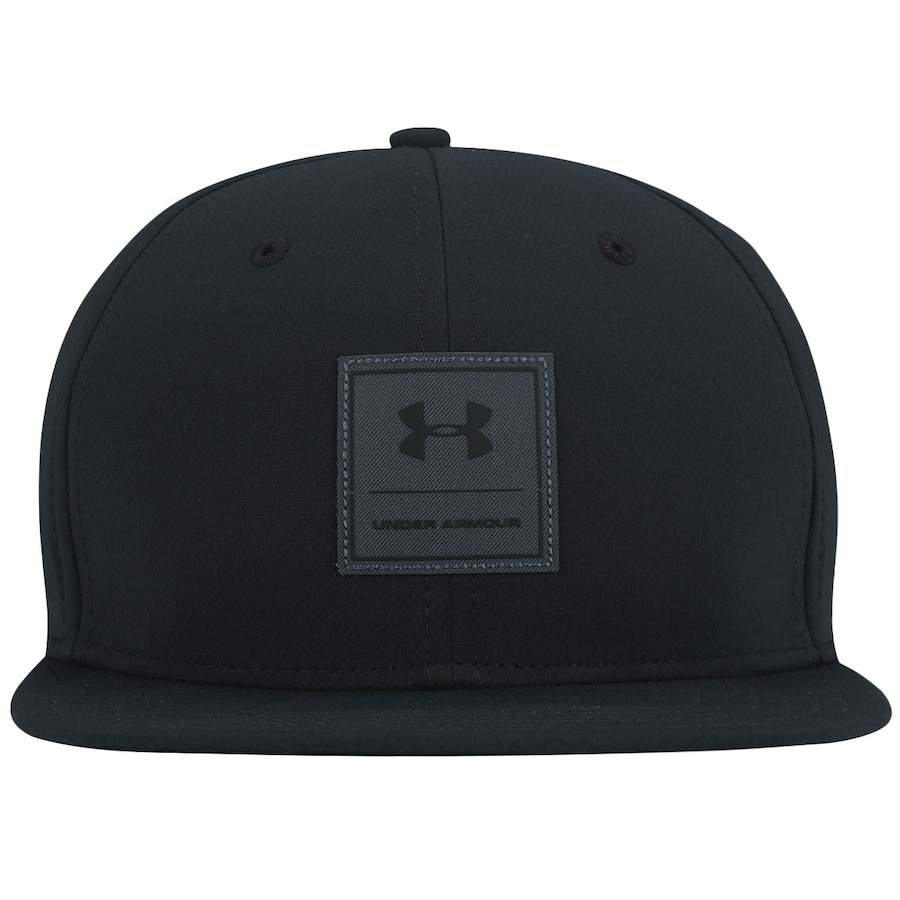 Boné Aba Reta Under Armour Squared Up - Fechado - Adulto 6fc73cd4721