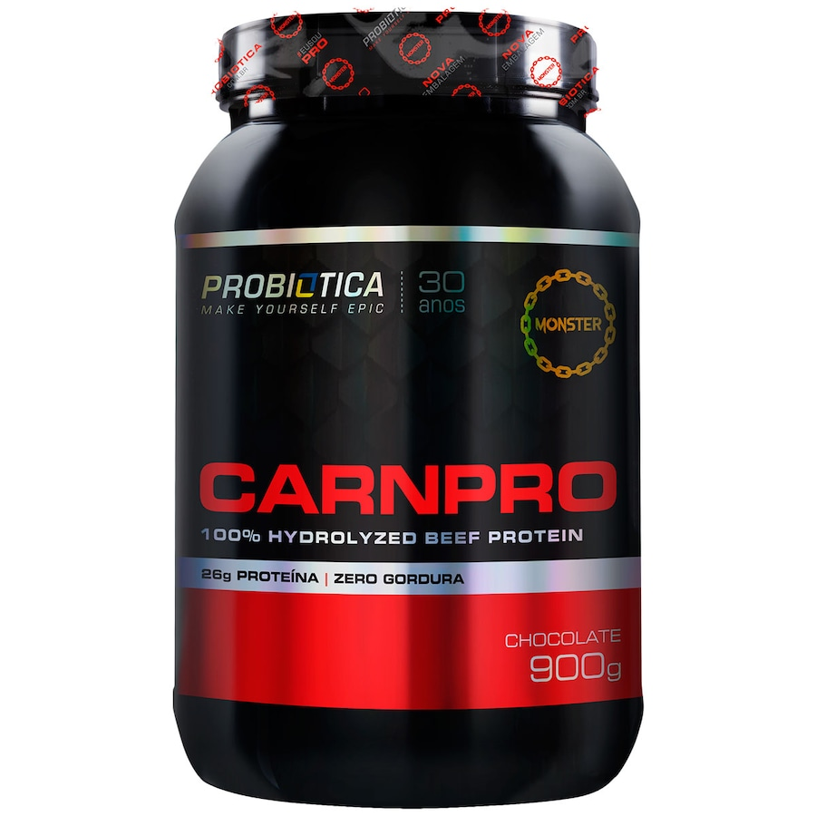 Proteina Probiotica Carnpro 900G Choco