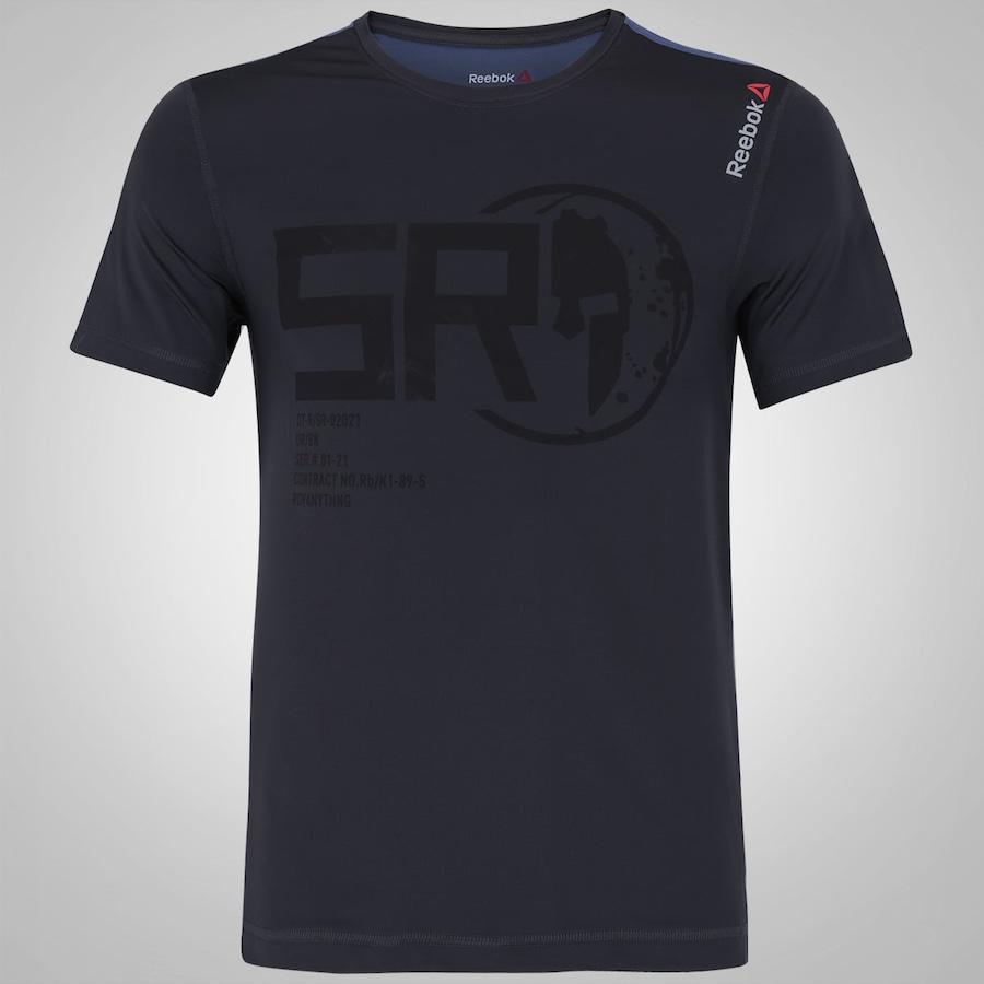 ba0ce610b Camiseta Reebok Spartan Race SR - Masculina