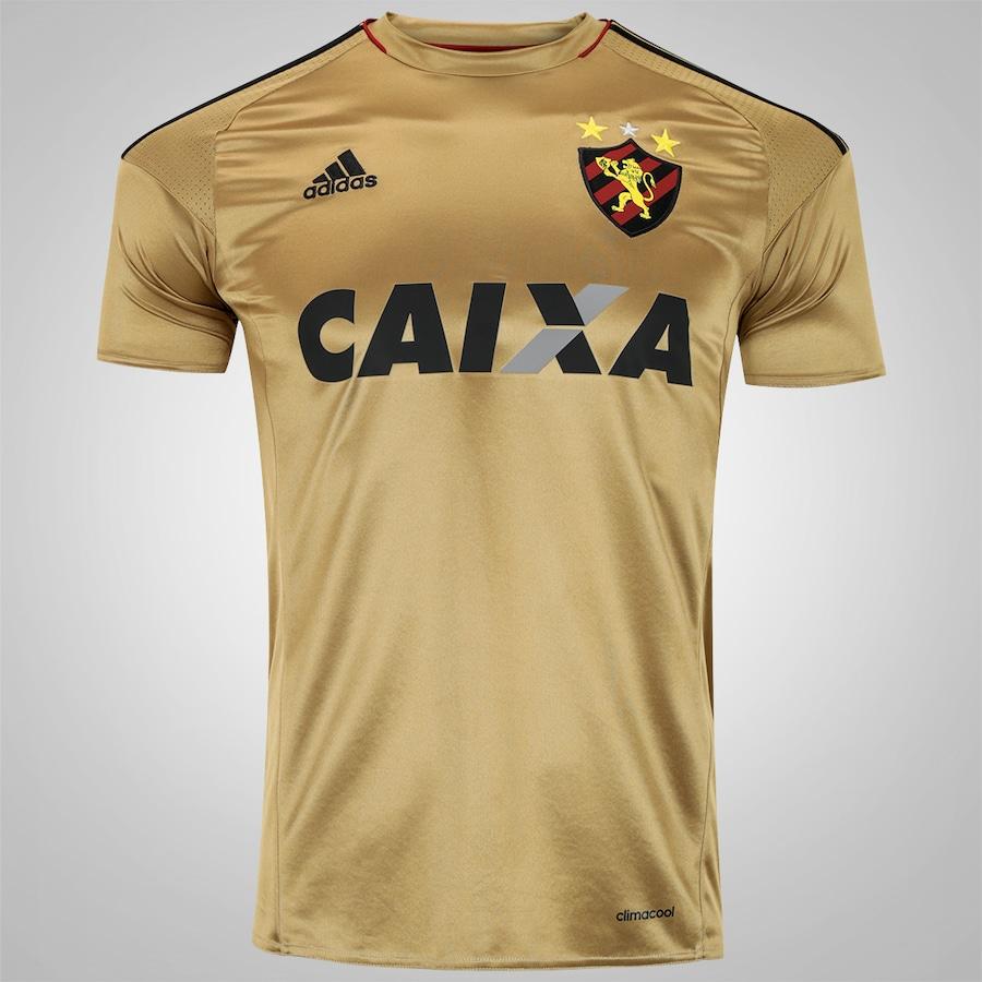 Camisa do Sport Recife III 2016 adidas com Patrocínio cefed04ba2ee2