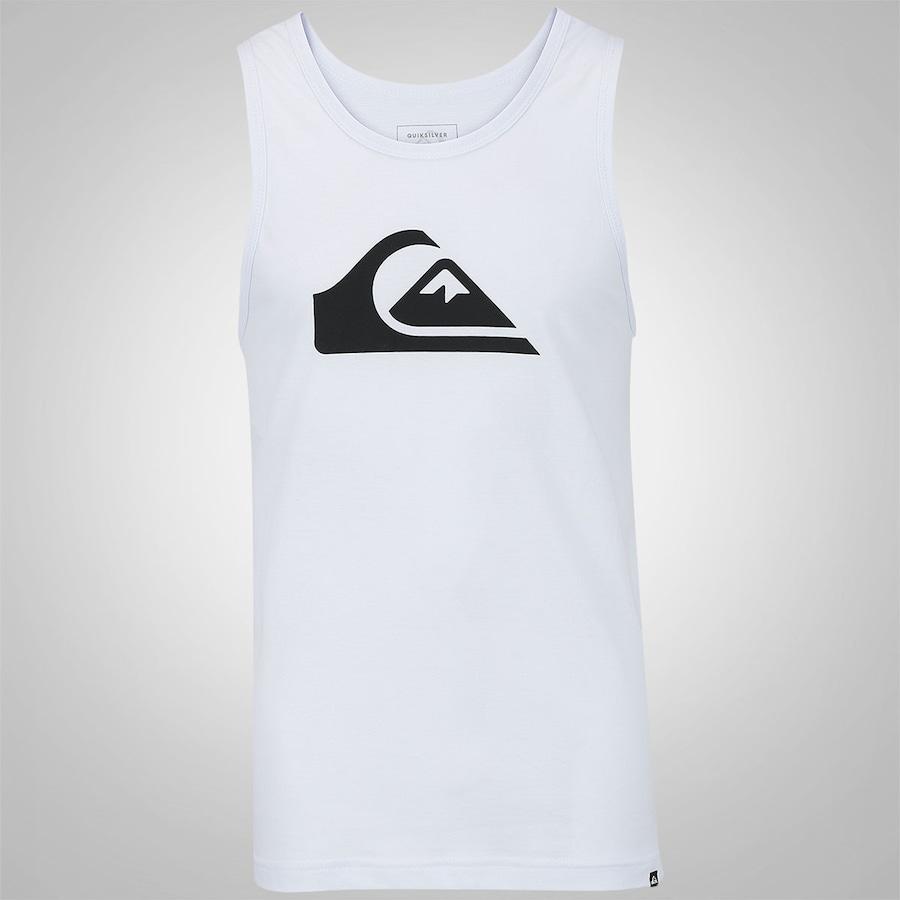 Camiseta Regata Quiksilver Mountain Wave - Masculina 53fe794dc88