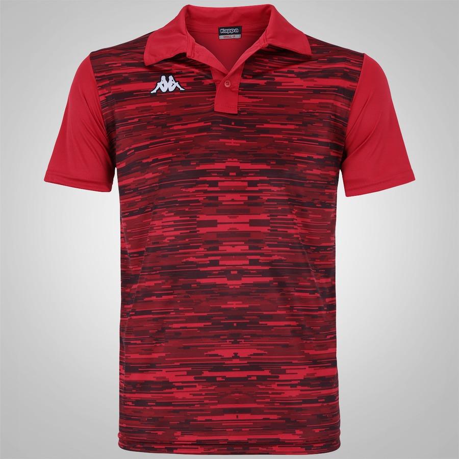 218e108470 Camisa Polo Kappa Jenner - Masculina