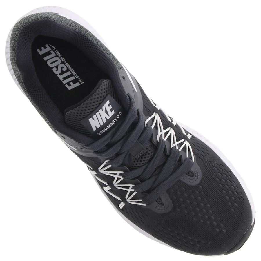 Tênis Nike Zoom Winflo 3 - Feminino d1234758f2124