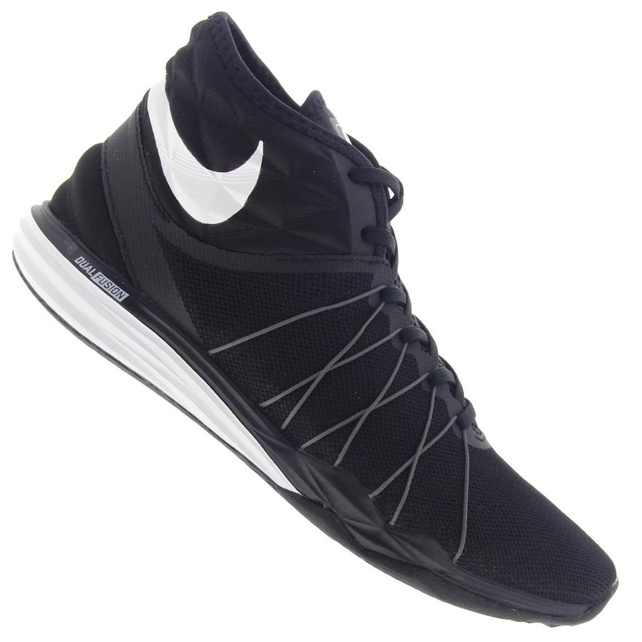Tênis Nike Dual Fusion TR Hit Mid - Feminino c5b613fe390e4