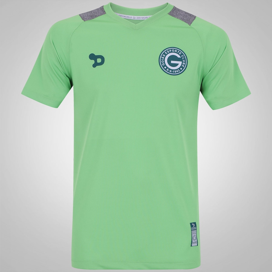Camisa de Goleiro do Goiás I 2016 nº 1 Dryworld - Masculina bf212c33f2595