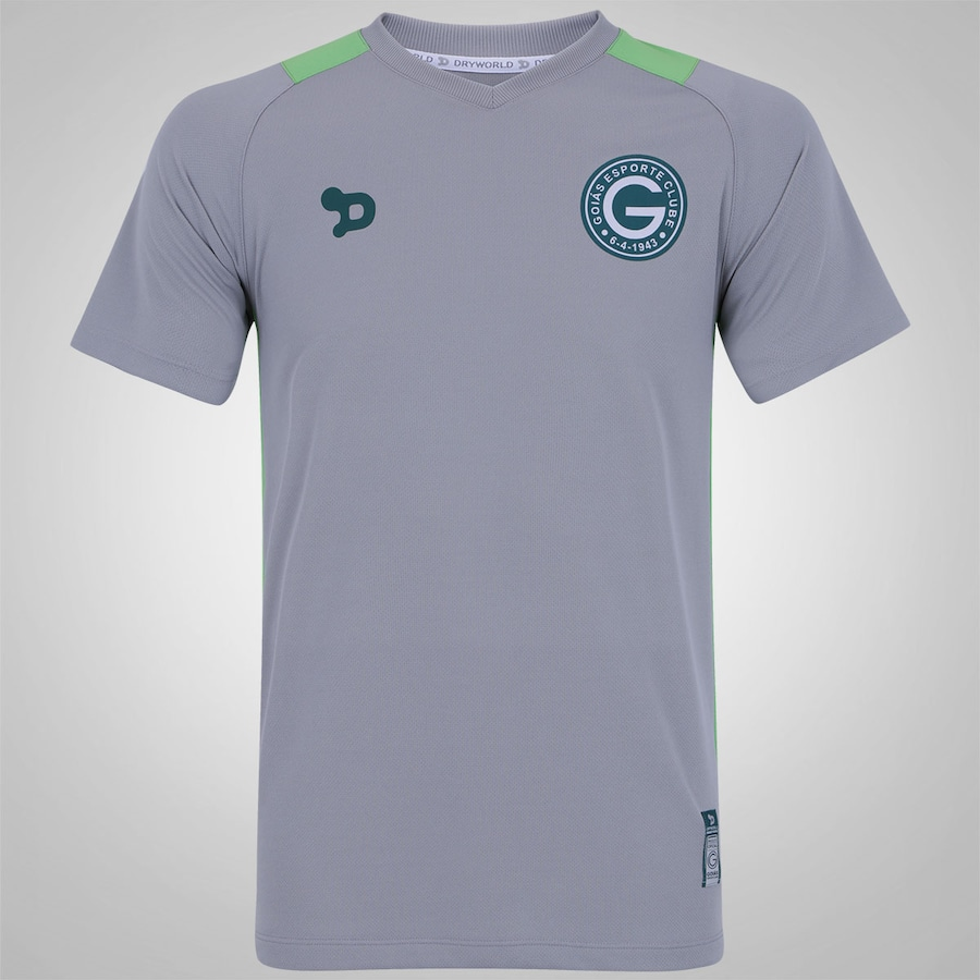 c137add651 Camisa de Goleiro do Goiás III 2016 Dryworld - Masculina