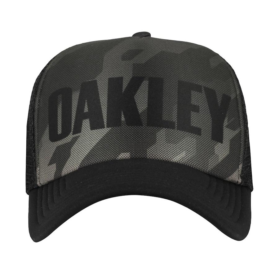 Boné Oakley Sublimated Foam - Snapback - Trucker - Adulto 722f4db477e