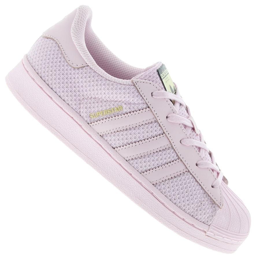 5f524607fca86e Tênis adidas Superstar W - Infantil