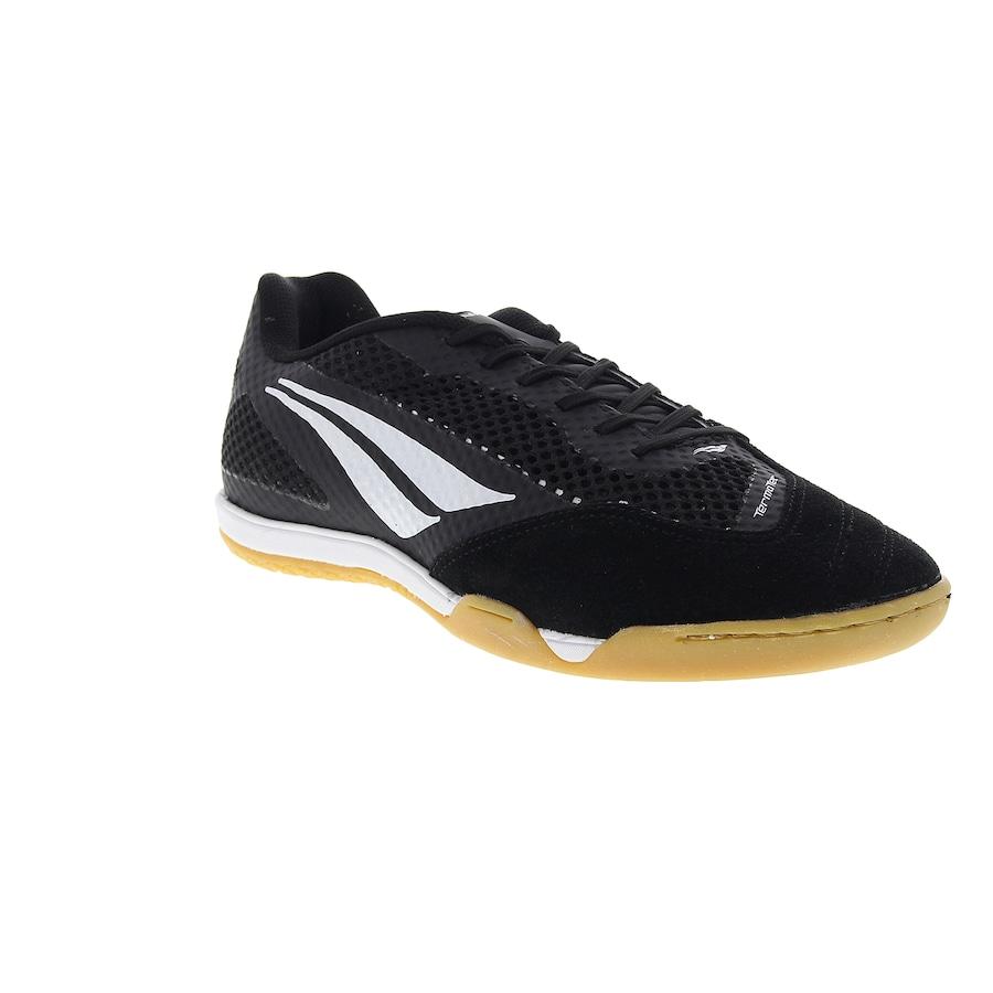 Chuteira Futsal Penalty Max 500 VII IN - Adulto b7289fdb089d5