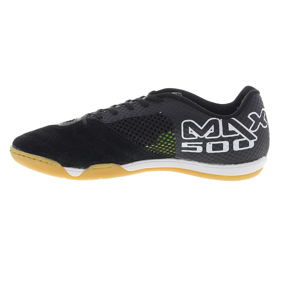 Chuteira Futsal Penalty Max 500 VII IN - Adulto 30277c326bf3c