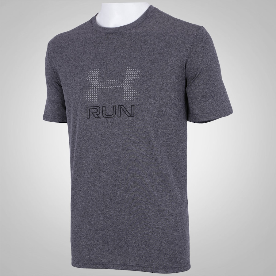 28871132e7fba Camiseta Under Armour Run Icon Graphic - Masculina