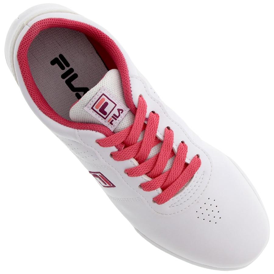 Tênis Fila F16 Low Feminino - Infantil cab50e4a82835