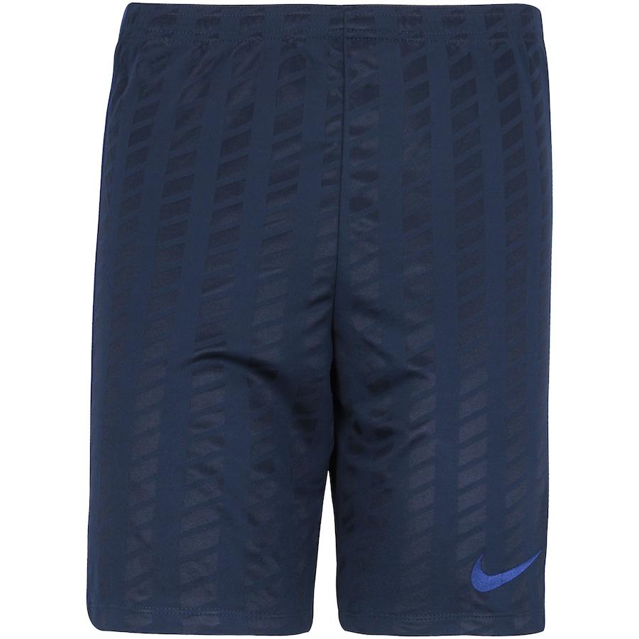 8175bf6b8de3b Calção Nike Academy Jaquard - Masculino. undefined