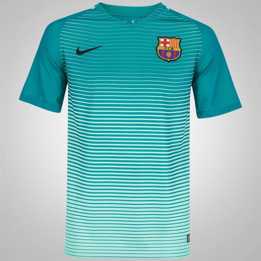 Camisa Barcelona III 16 17 Nike - Masculina da756a1eb581c