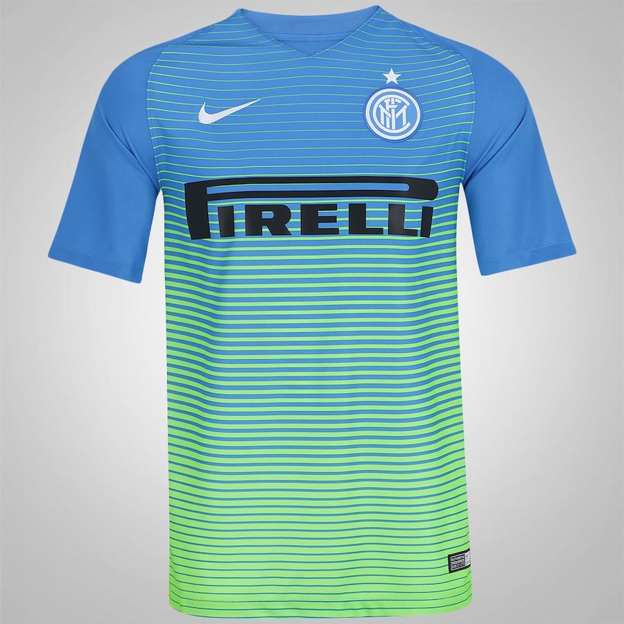 7cb93386f0dd7 Camisa Inter de Milão III 16/17 Nike - Masculina