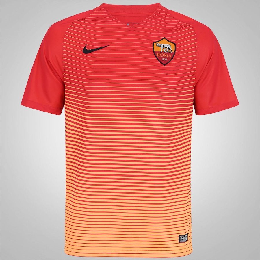 Camisa Roma III 16 17 Nike - Masculina b87d1f88bc971
