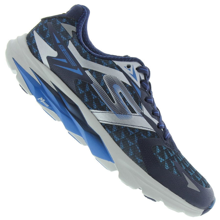 85e773281b2 Tênis Skechers Go Run Ride 5 - Masculino