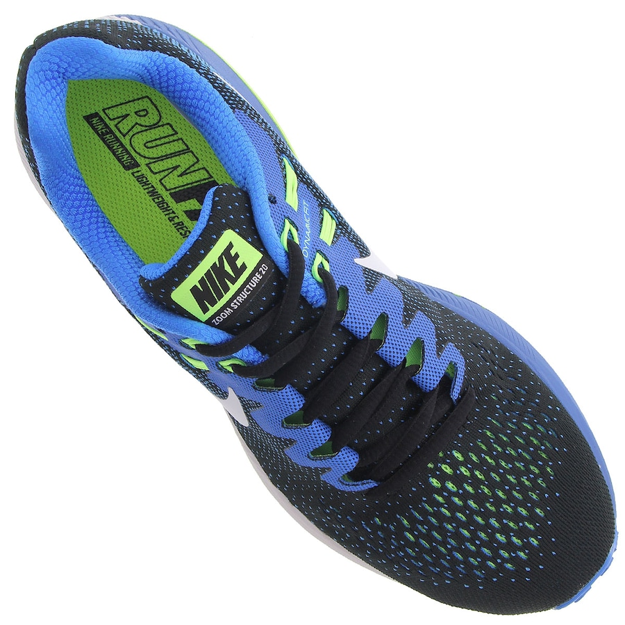 4439303342 Tênis Nike Air Zoom Structure 20 - Masculino