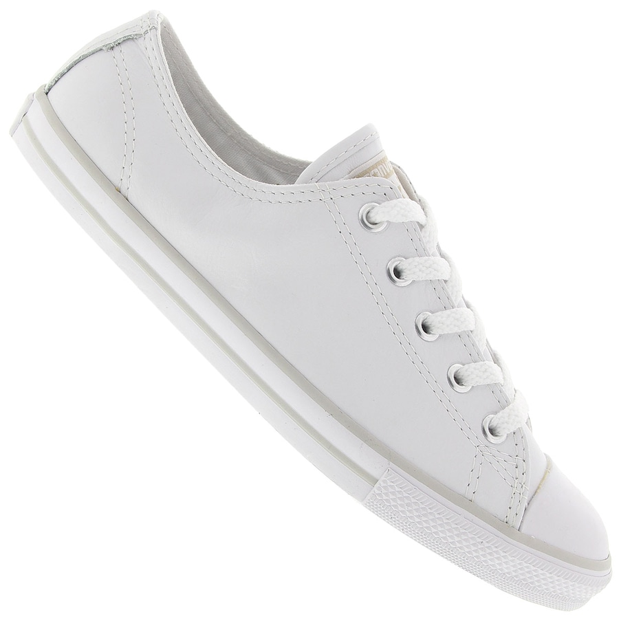 Tênis Converse All Star CT AS Dainty Leather OX CE0032 3468a7a7f8d3d