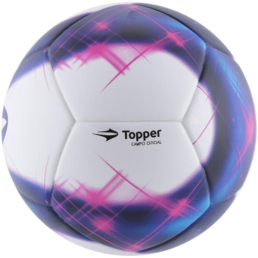 Bola de Futebol de Campo Topper KV League 16 7d1a11d4b7e2e