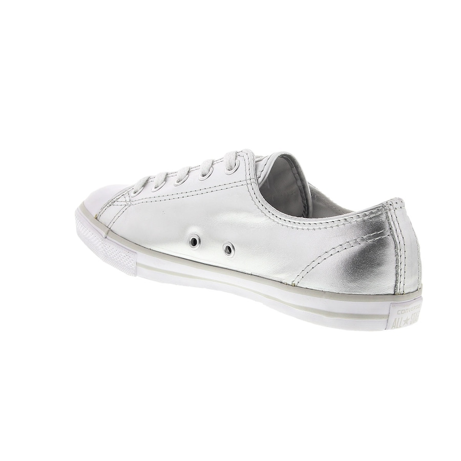 ... Tênis Converse All Star CT AS Dainty Leather OX CE0034 - Feminino ...
